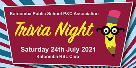 Katoomba Public School P&C Trivia Night Fundraiser tickets