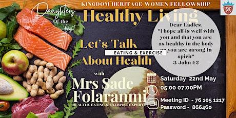 Women Fellowship tickets