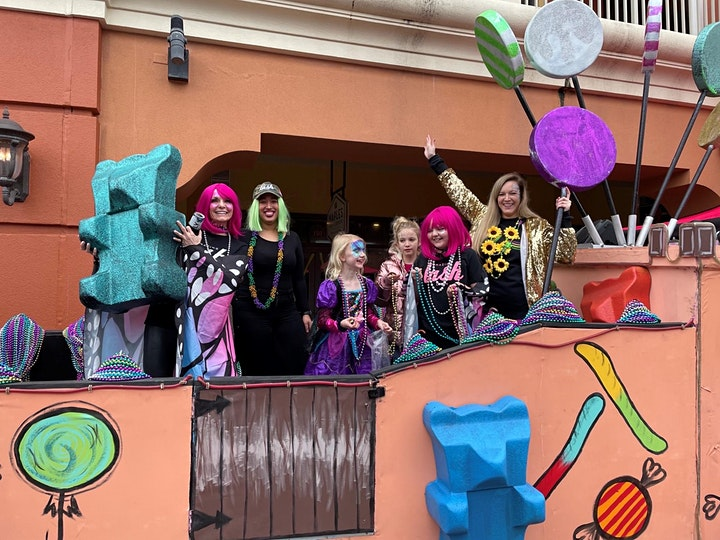Fat Tuesday Celebrations - Float Packages image