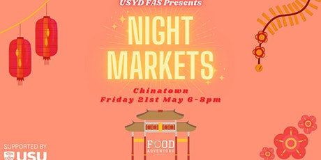 USYD FAS Presents: Night Markets tickets