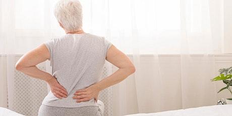 Management of Osteoporosis using B.O.N.E. Rehab biglietti