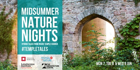 Temple Tales: Midsummer Nature Nights // Local Futures tickets
