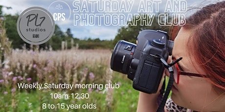Saturday Children's Art and Photography Club - Ply tickets