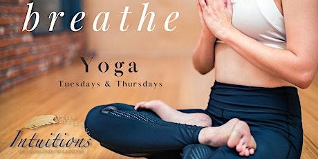 Mixed-level Vinyasa Flow Yoga tickets