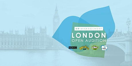 KR MANAGEMENT ENGLAND AUDITIONS tickets