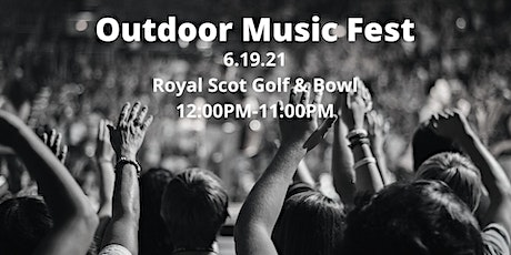 Outdoor Music Fest tickets