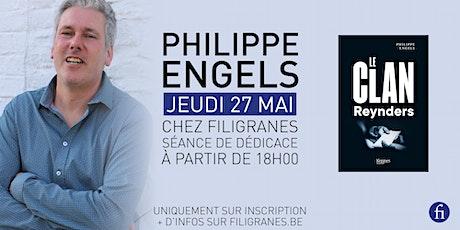 Philippe Engels en dédicace ! billets