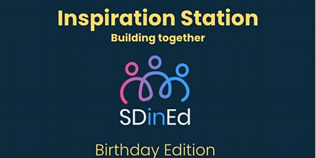 Inspiration Station-Building together tickets