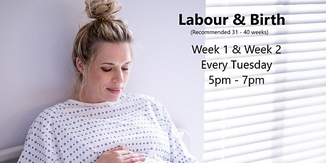 Labour and Birth tickets