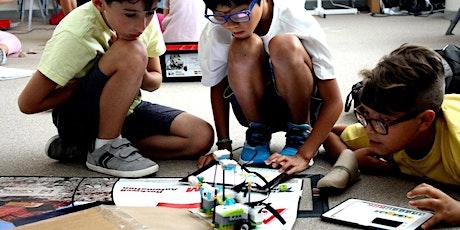 HelloRobot Summer Camp |7-11 anni| Roboticland, il Lunapark robotico biglietti