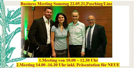 Businessmeeting Pasching 22.05.21 tickets