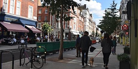 Marvellous Marylebone -walking tour tickets
