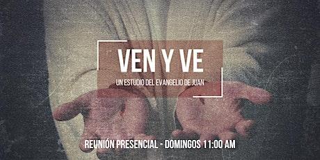 11:00 am Reunion presencial Semilla de Mostaza Monterrey boletos