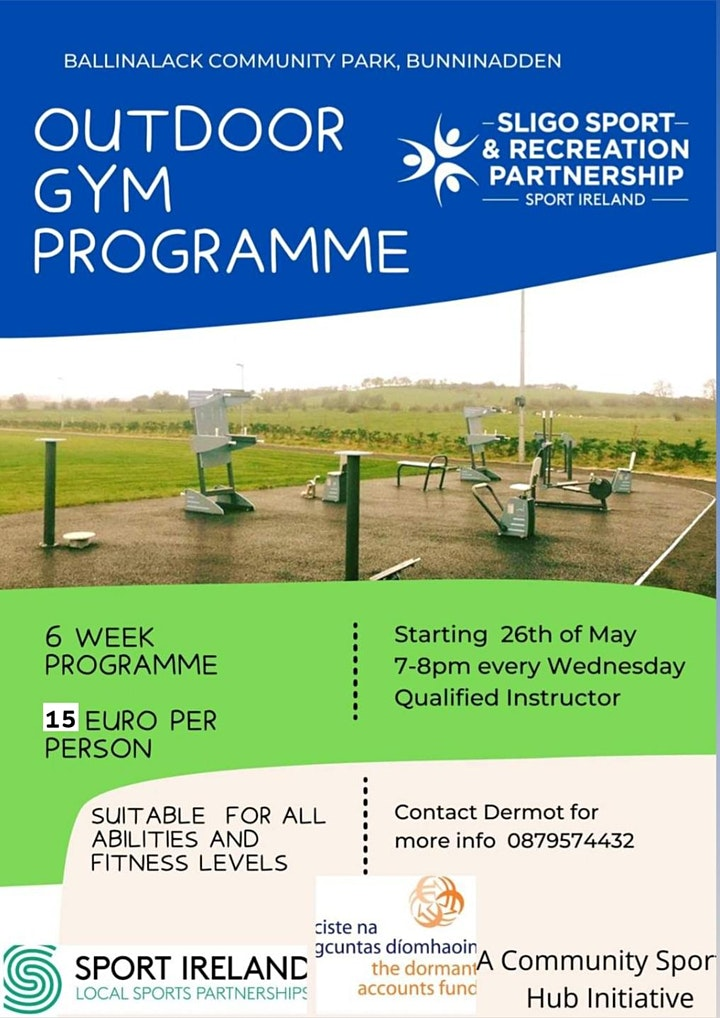 Outdoor Gym Programme image