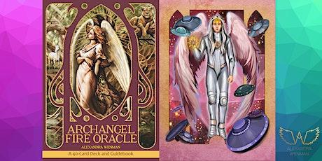 Archangel Diamond Flame Alchemy ~ Sacred Healing Journey With Rikbiel tickets