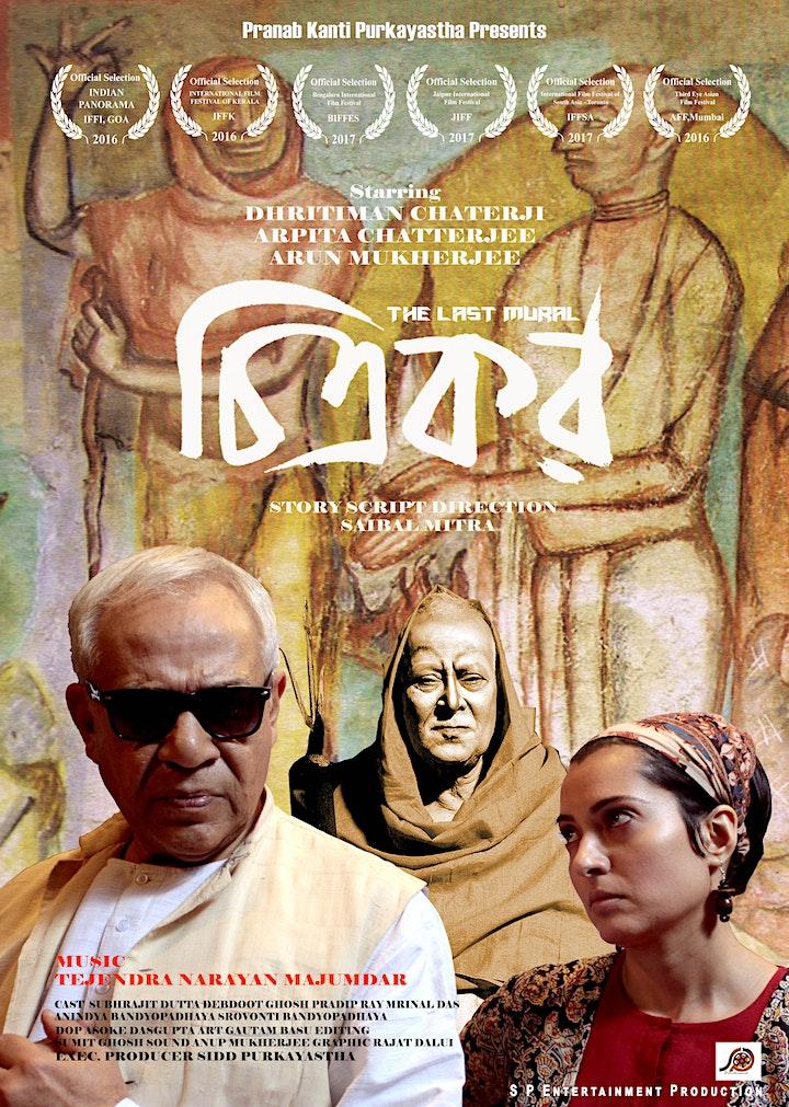 Chitrokar (The Last Mural) International Premiere Event image