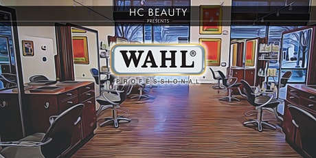 Wahl Professional - Trends in Men's Cutting tickets