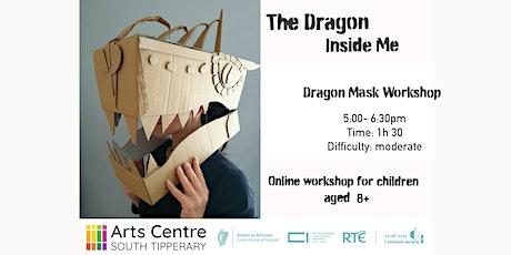 Cruinniú na nÓg - Dragon Mask Workshop tickets