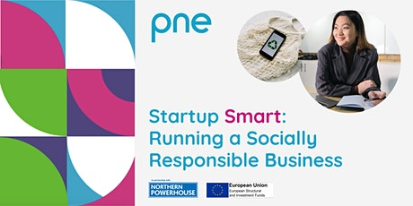 Startup Smart: Running a Socially Responsible Business tickets