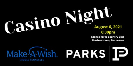 Casino Night Benefiting Make-A-Wish Middle Tennessee tickets