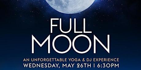Full  Moon at the Gale South Beach entradas
