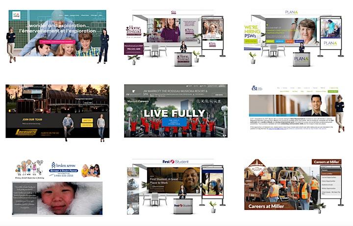 Barrie Virtual Job Fair - Thursday, August 19th 2021 image
