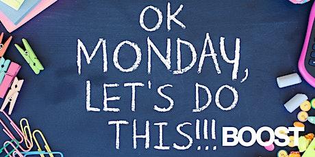 Let's talk! Mindfulness Mondays tickets