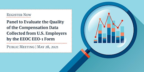 Evaluating Compensation Data Collected by the EEOC Second Open Meeting tickets