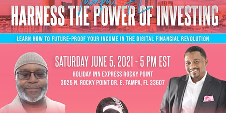 Harness The Power Of Investing Tampa FL Event tickets