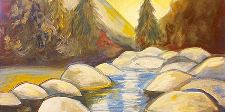 Come Paint With Us Yuba River tickets