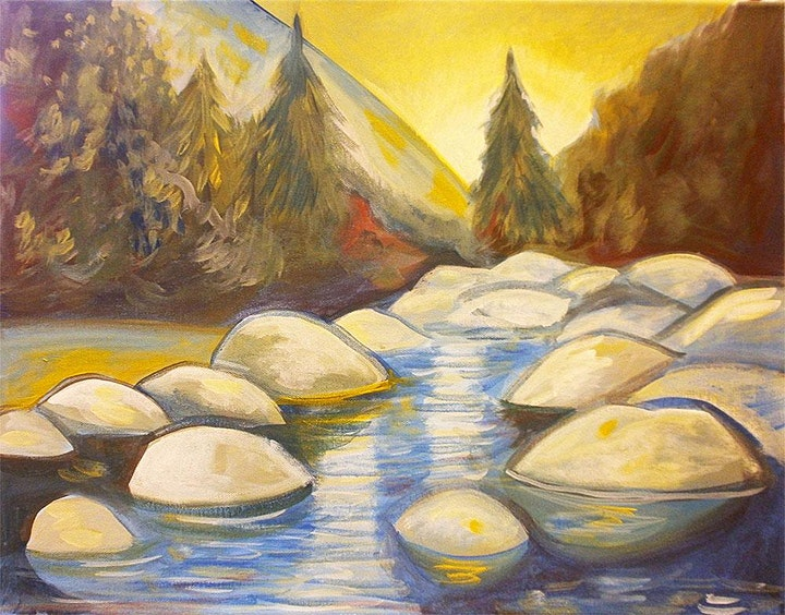 Come Paint With Us Yuba River image