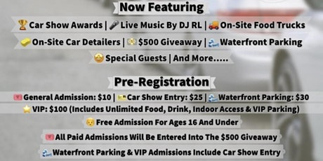 Carplug Factory Grand Opening  / Type R Takeover 3 tickets