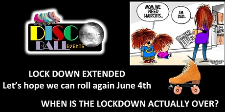 DISCO BALL EVENTS - See you after lockdown tickets