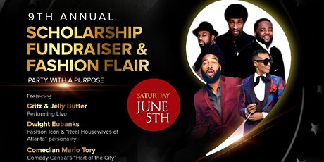 NCBW - MECCA Chapter | 9th Annual Scholarship Fundraiser & Fashion Flair tickets