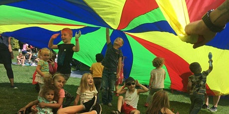FREE Outdoor Play Ranger Sessions tickets