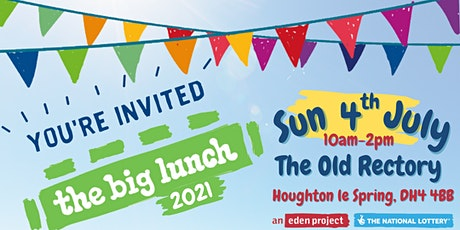 The Big Lunch tickets
