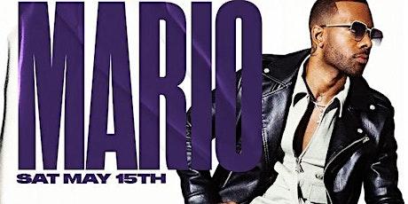 Mario Live at Opera This Saturday tickets