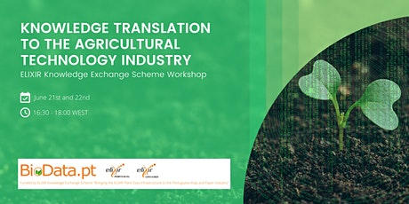 Knowledge Translation to the Agricultural Technology Industry tickets