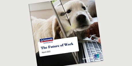 Future of Work: how Nationwide's people are helping to shape their future tickets
