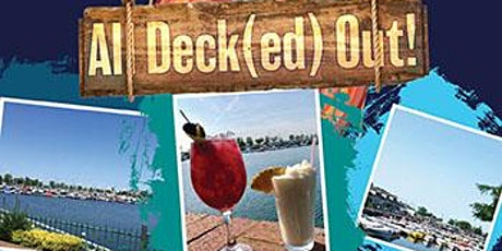 Deck Re-Grand Opening Party tickets