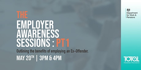 Employer Awareness Session PT1 tickets