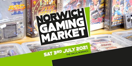 Norwich Gaming Market - 3 July 2021 tickets