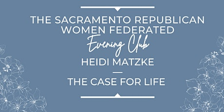 Heidi Matzke - The Case for Life tickets