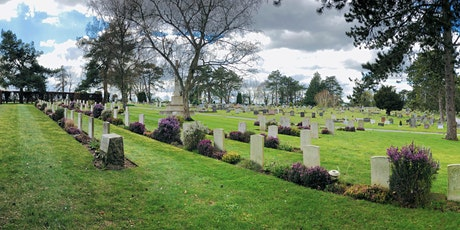 CWGC Cemetery Tour - Winchester (Magdalen  Hill) Cemetery tickets
