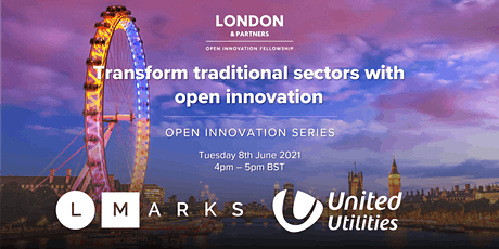 Open Innovation Series: Transform traditional sectors with open innovation biglietti