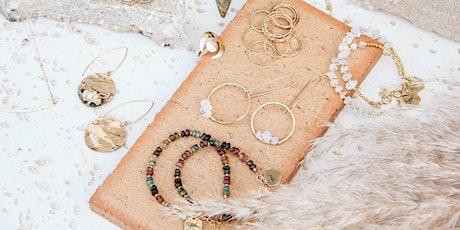 Gypset Jewelry Making Workshop tickets