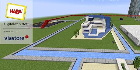 Minecraft: Family Workshop - Wir bauen die Stadt der Zukunft Tickets