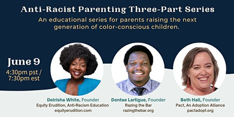 Anti-Racist Parenting Across Color Lines tickets