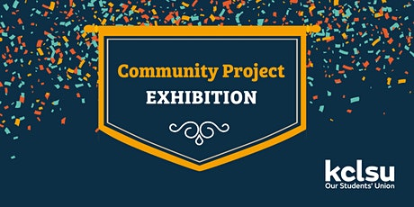 Community Project Exhibition tickets