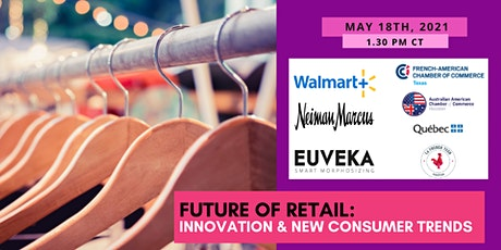 Future of Retail: Innovation & New Consumer Trends tickets